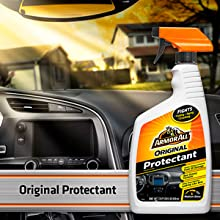 Armor All Premier Car Care Kit -Original Protectant Spray - Clean Shine & Protect Your Car Interior