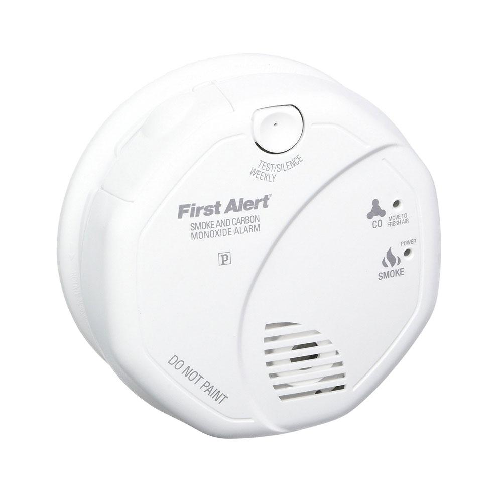 first alert sco5cn combination smoke and carbon monoxide alarm - First Alert Smoke Alarm