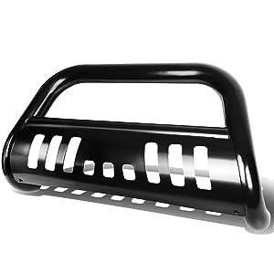 DNA Motoring BURB-007-BK BURB007BK 3 Front Bumper Push Bull Bar