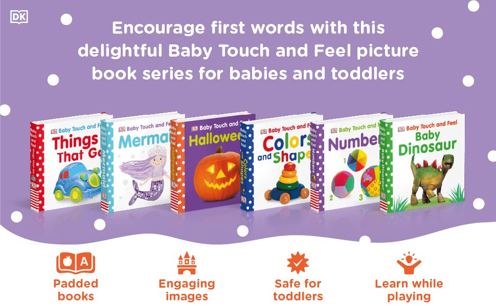 DK Publishers Baby Touch and Feel