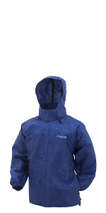 d24127a756882 Amazon.com: Frogg Toggs Pro Action Rain Jacket: Sports & Outdoors