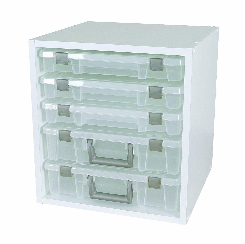 Amazon Com Artbin Super Satchel 1 Compartment Box
