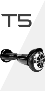 Amazon.com: Swagtron T580 App-Enabled Hoverboard w/Speaker ...