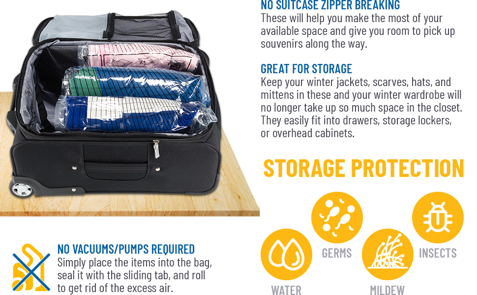 travel cloth compress travel airbags luggage saver master luggage small medium large wide bags cloth