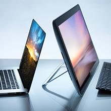 Fit for both laptops and desktop