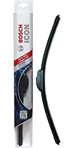 ICON, Bosch, wiper blades
