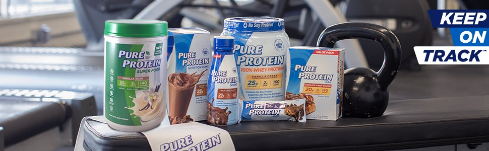 Pure Protein Banner