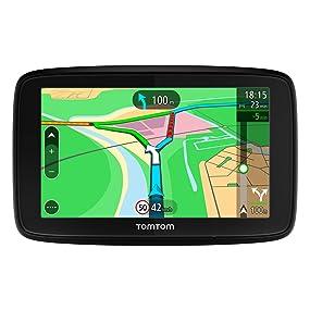 TomTom Navigationsgerät Via 53 (5 Zoll, Stauvermeidung