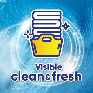 Visible Clean & Fresh