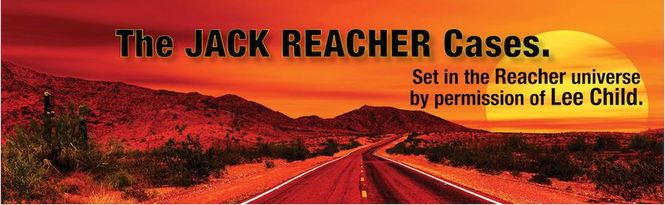 thriller, Jack Reacher, Lee Child, kindle, bestseller, suspense, Jack Noble