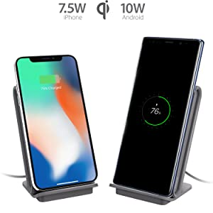 Wireless charging stand pad