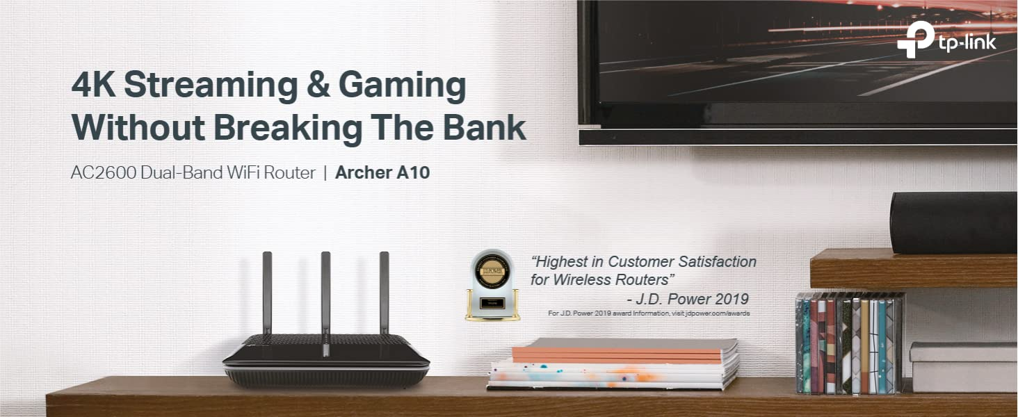Archer A10 WiFi Router