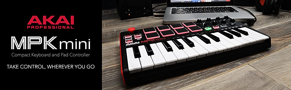 ultra-compact keyboard controller