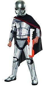 Rubies- Star Wars Costume Ragazzi 11-12 anni Multicolore 641067 1112