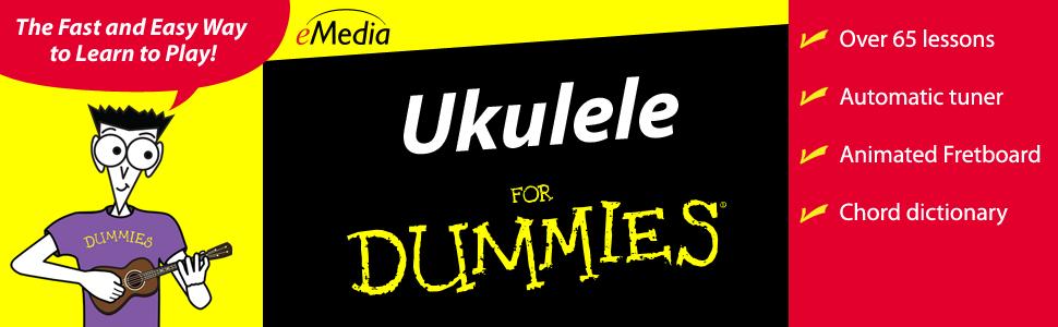Amazon Emedia Ukulele For Dummies Software
