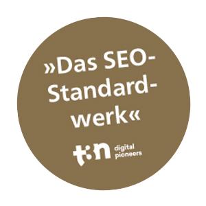 t3n-Logo SEO-Buch Pressestimme