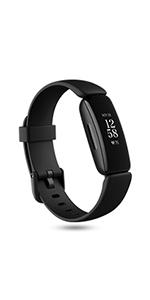 fitbit; fitbit inspire 2; tracker; steps; calories; fitbit premium; waterproof; heart rate; sleep
