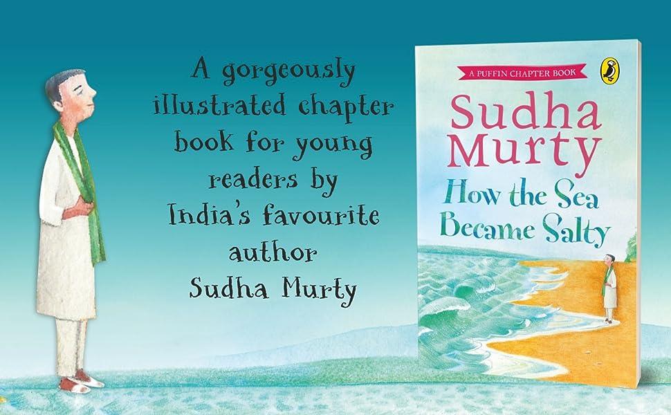 Sudha Murty children's book, books for children a scene from sudha murthy book, sudha murhty, reader