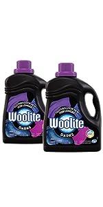woolite darks laundry detergent delicates hand wash mesh bag gentle care hypoallergenic
