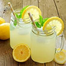 Exprimidor Eléctrico, Aicok Exprimidor zumo de naranjas, 100 W, 2 ...