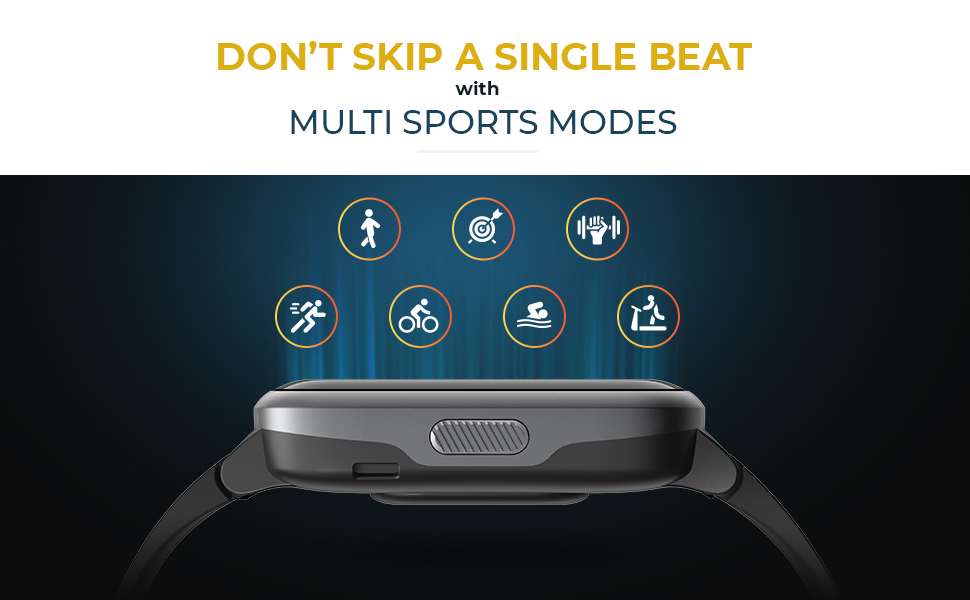Dont skip a single beat (Active Life) - Multi Sports Mode + Goal Completion