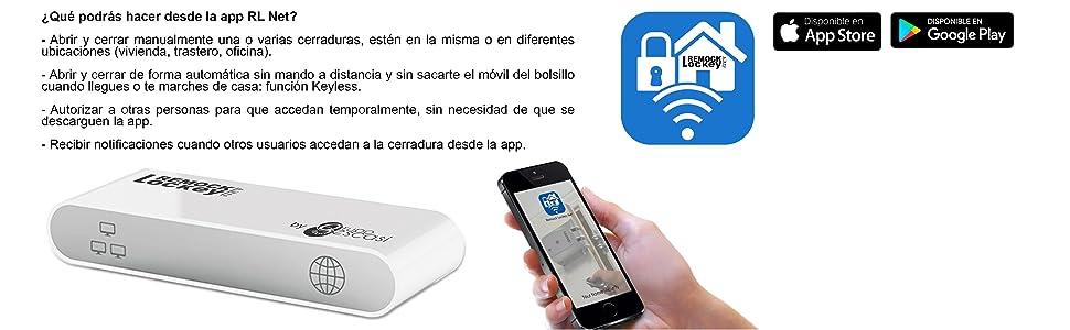 Ya puedes controlar tu Cerradura Invisible desde el móvil