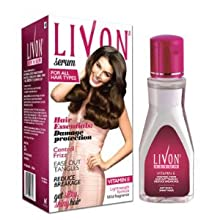 hair serum for dry hair,Serum for hair,hair serum for frizzy hair,serum,livon colour protect