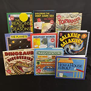 nonfiction for kids;picture books for kids;science picture books;holiday picture books; gibbons;