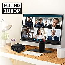 Full HD 1080P High Resolution