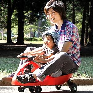 プラズマカー 三輪車 自転車 バランスバイク 乗用玩具