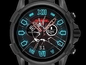 Diesel smartwatch special features