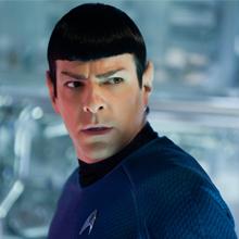 Zachary Quinto – Spock