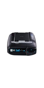 escort passport x70 radar detector cell phones accessories. Black Bedroom Furniture Sets. Home Design Ideas