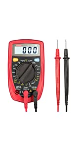 multimeter, voltmeter, ohmmeter, ammeter, digital multimeter