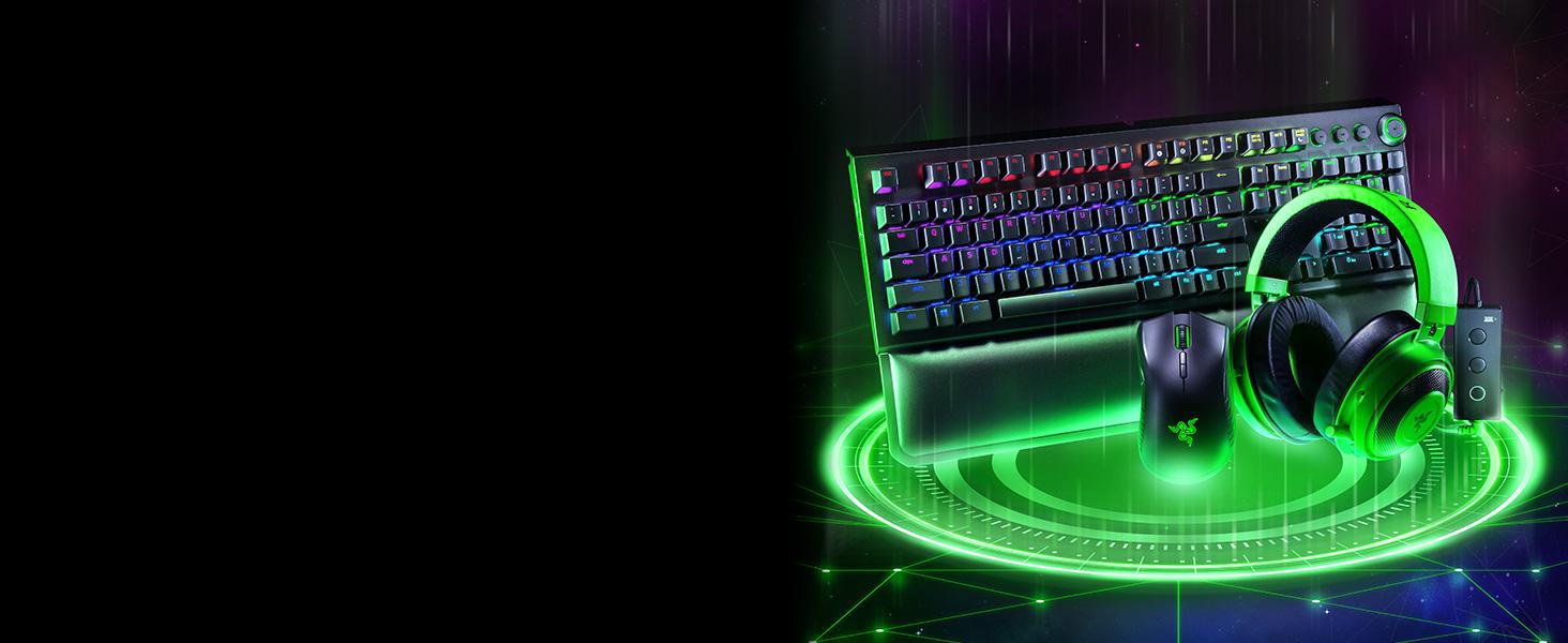 Razer Blackwidow Elite Gaming Tastatur Mit Computer Zubehör