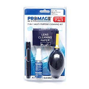 Promage 7 in 1 cleaning kit PM111