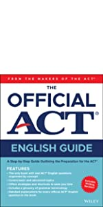 act, act prep, act study guide, act 2020-2021, official act prep guide