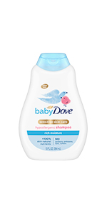 Baby Dove Baby Shampoo Rich Moisture 13 oz