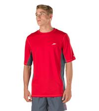 Mens rash guard, mens sun shirt, mens swim shirt, speedo swim shirt, speedo rash guard