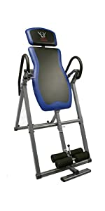 Body Vision IT9700 Deluxe Inversion Table with Adjustable Head Rest