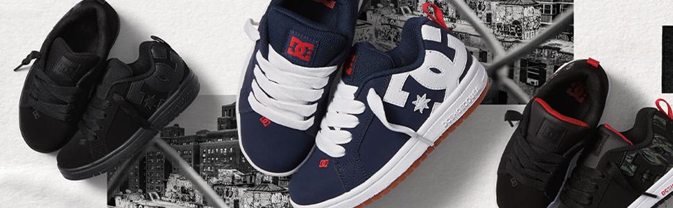 sneakers, hombre, dc shoes, zapatos, zapatillas