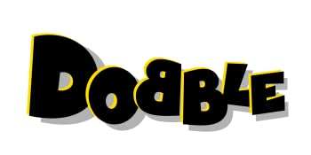 dobble logo yellow