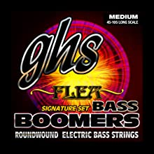 Flea, red hot chili peppers, bass strings, d'addario, ernie ball, boomers