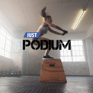 Just podium