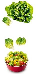 moulinex;cuisine;accessoires;colorart;vert;ustensiles;essoreuse;salade