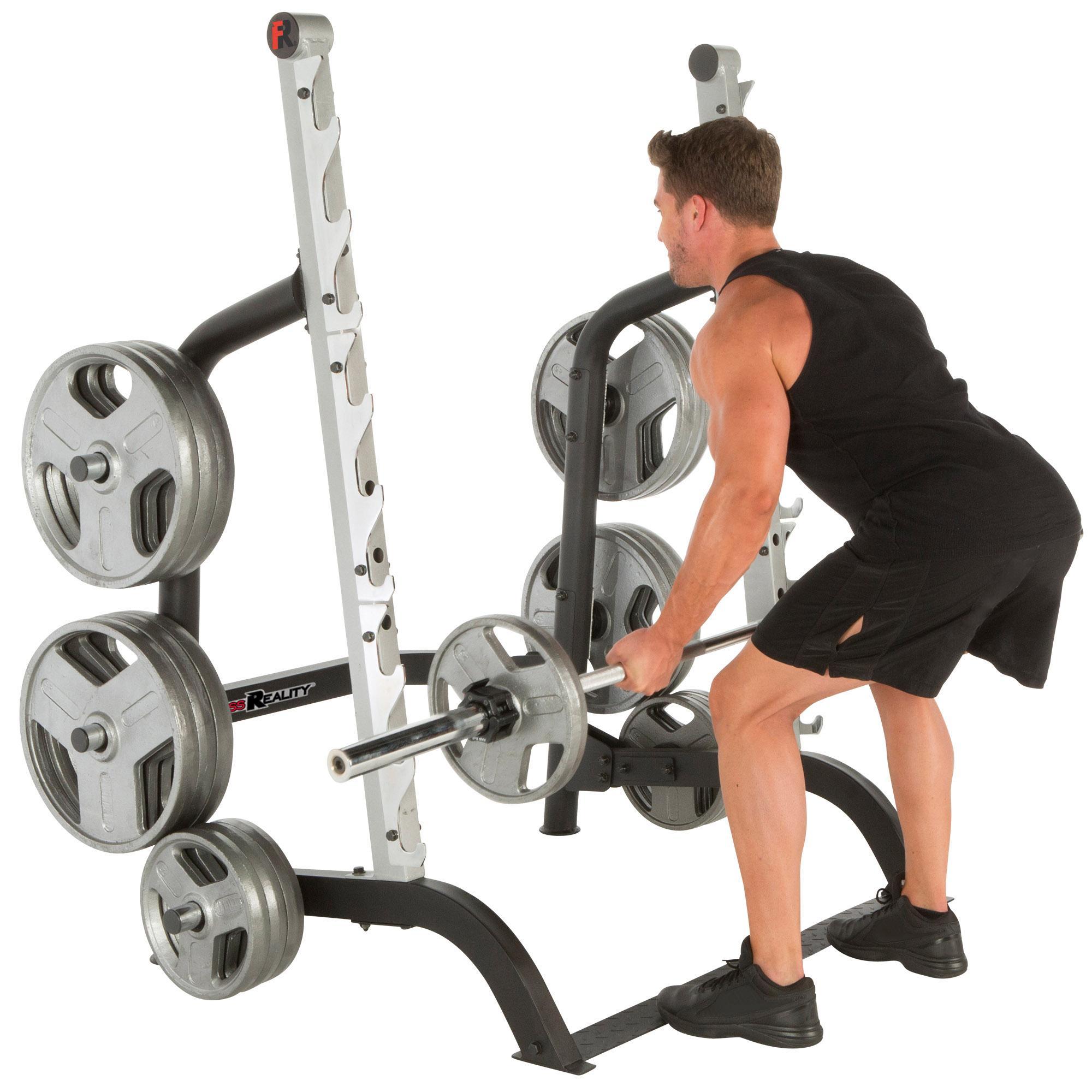 Amazon.com : Fitness Reality X-Class 1500Lb High Capacity