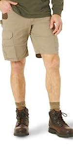 Wrangler RIGGS Workwear Stretch Ranger Short
