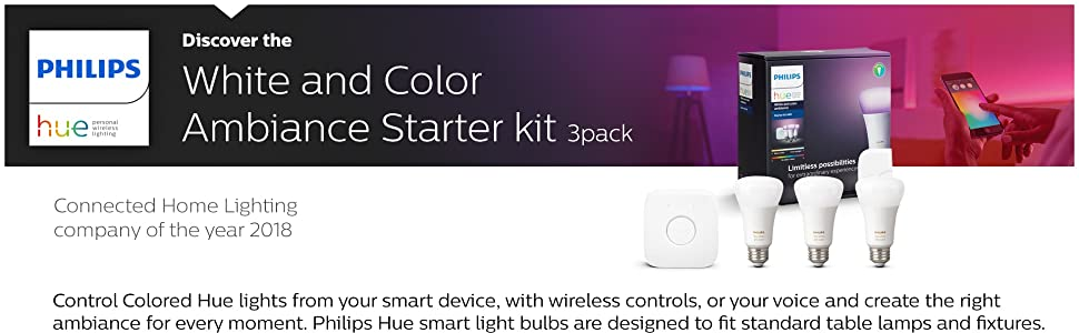 Hue White and Colour Starter Kit