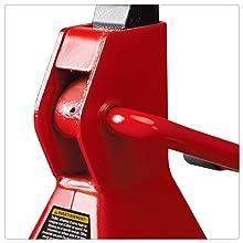 Torin Big Red Steel Jack Stands, 1 Pair