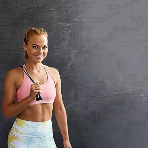 Hyperproteische Diät zur Markierung der Muskeln